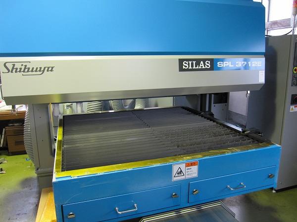 超精密炭酸ガスレーザ加工機